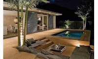 Wonderful Deck In Natural Concept