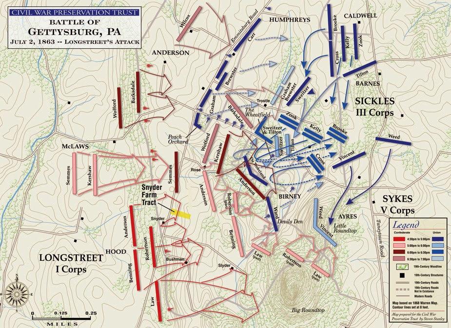 Why was the battle of gettysburg a turning point essay