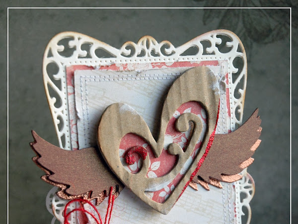 Heart with wings :)