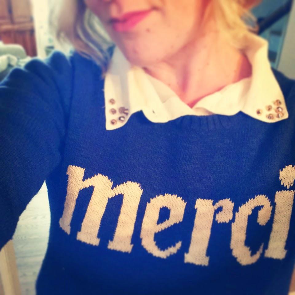 Merci Sweater from Loft