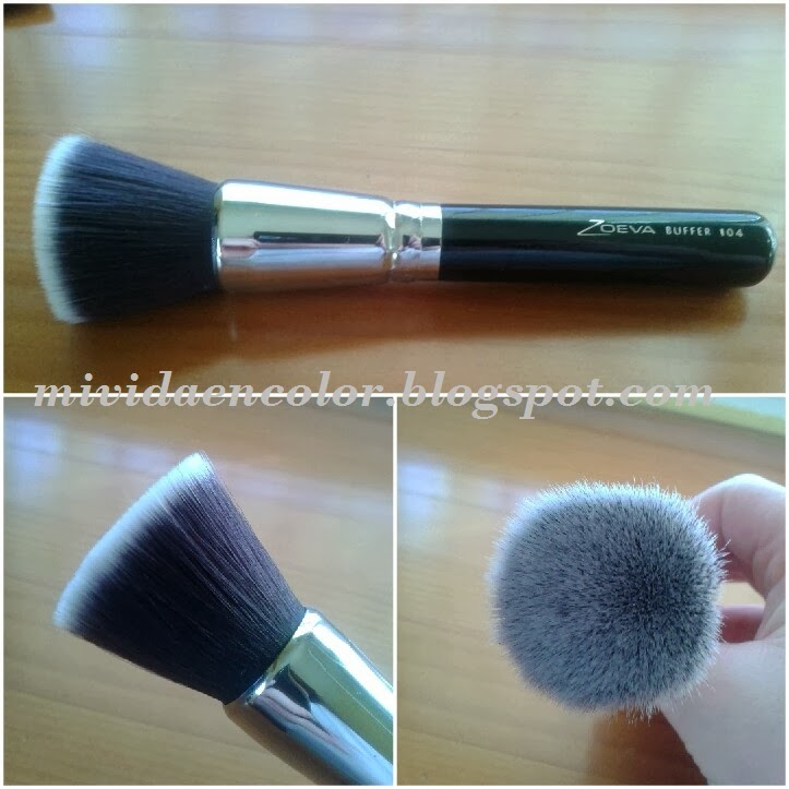 brocha-maquillaje-zoeva-104-buffer-maquillalia-haul-review-reseña-brochas-maquillaje-looks