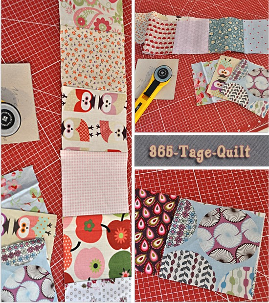 365 Tage Projekt Quilt