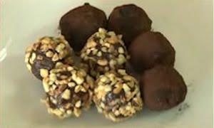 Çikolatalı Pirinç Fındıklı Trüf Nasıl Yapılır - Videolu Tarifi