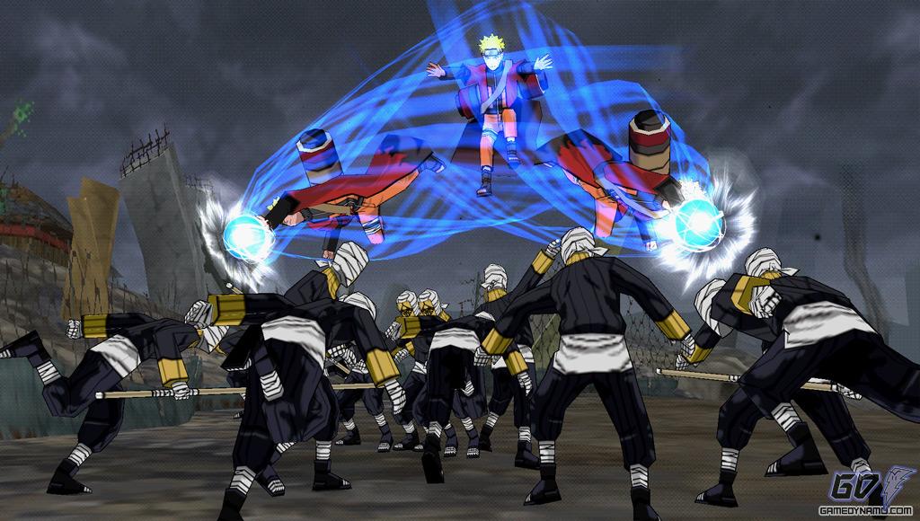 Naruto Ultimate Ninja Impact Mod Texture