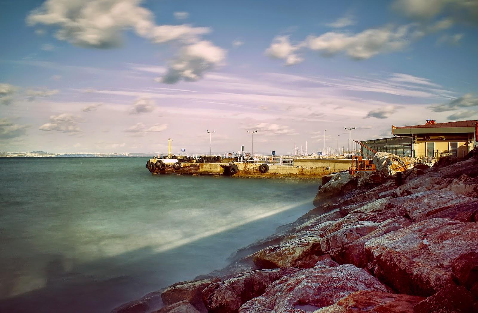 Yalova Sahili Fotoğrafı