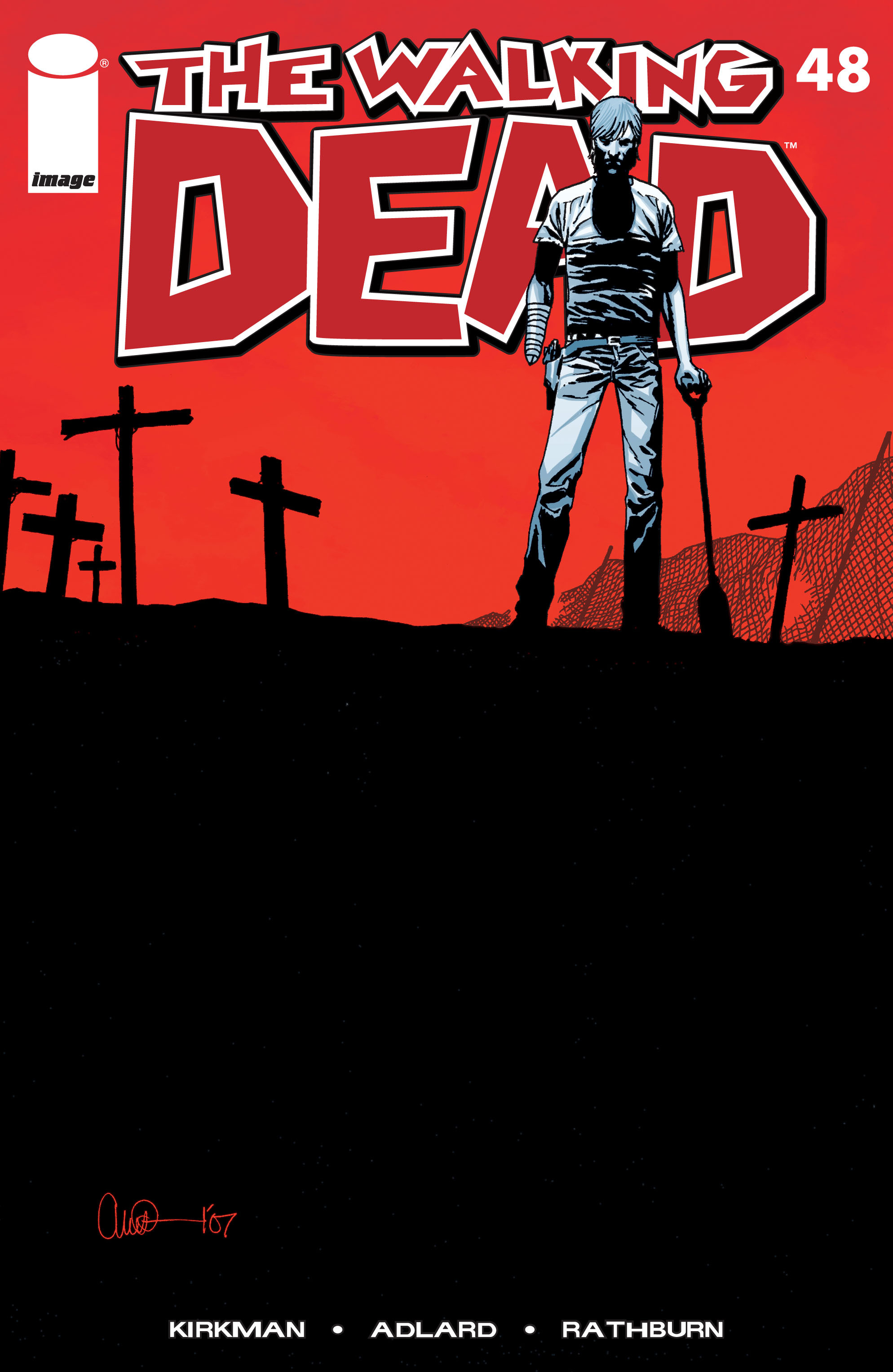 The Walking Dead 48 Page 1