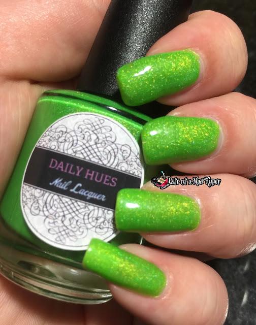 Daily Hues Nail Lacquer - Fiona