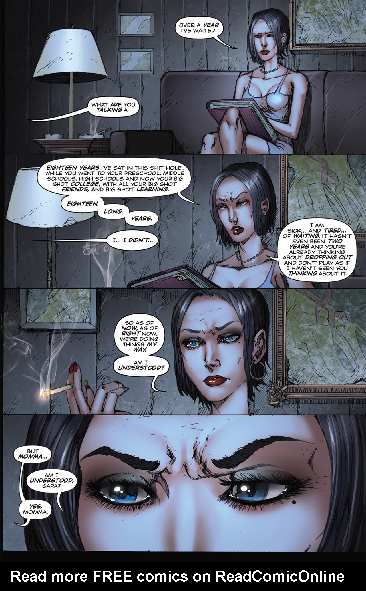 Grimm Fairy Tales (2005) Issue #25 #28 - English 10