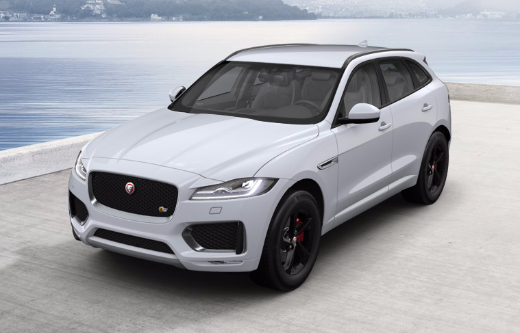 Jaguar F Pace 2017 Couleurs Colors