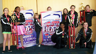 charlotte dance studio national champions