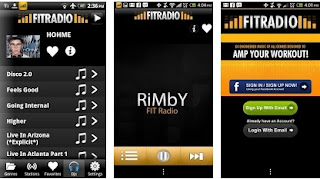 FIT RADIO APP ANDROID MUSICALE PER SMARTPHONE GRATIS