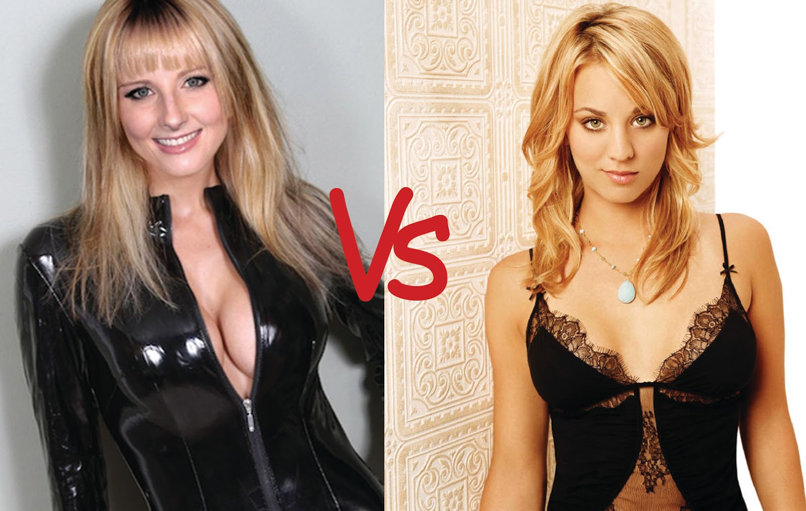 POLL: Who is hotter Kaley Cuoco (Penny) or Melissa Rauch