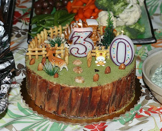 30th Funny Birthday Cakes