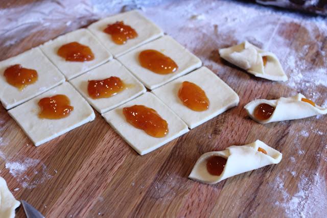 Kolacky (Polish Cookies)