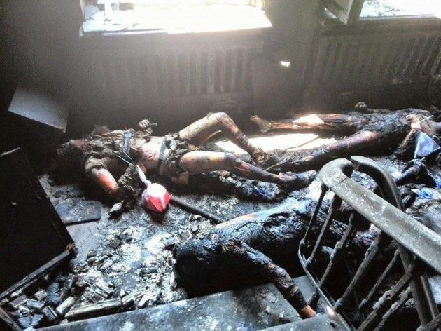 Mordopfer von Odessa 2014