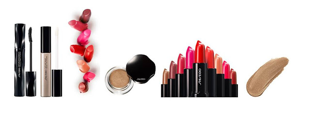 Shiseido New Autumn Winter 2015 Makeup Look