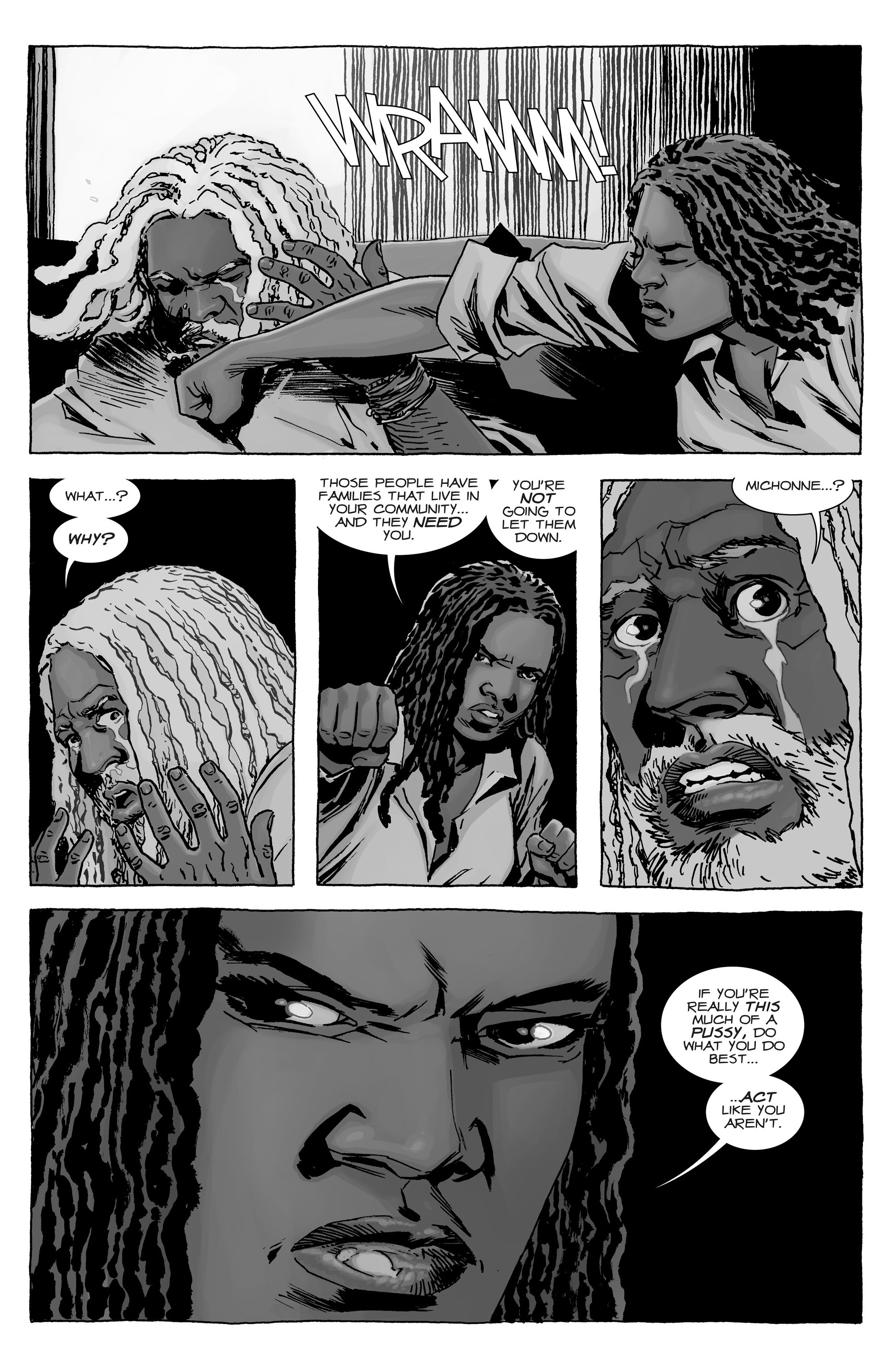 The Walking Dead Issue #119 Page 9