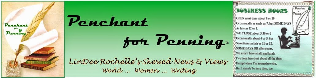 Penchant for Penning