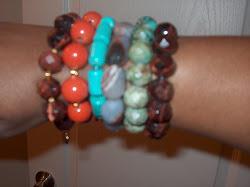 Modesty Charm Bracelets