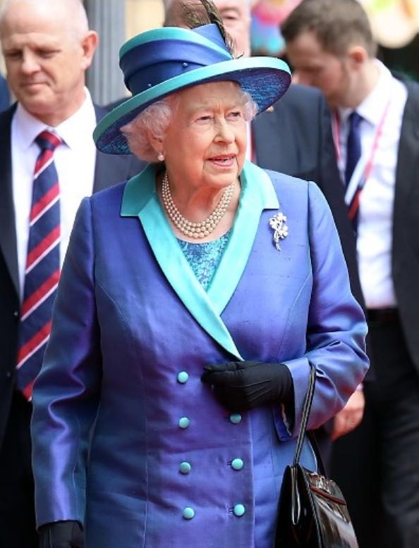 British Royal Visit to Germany, Day 3