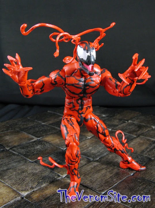 Follow a heroic Cletus Kasady in AXIS: Carnage