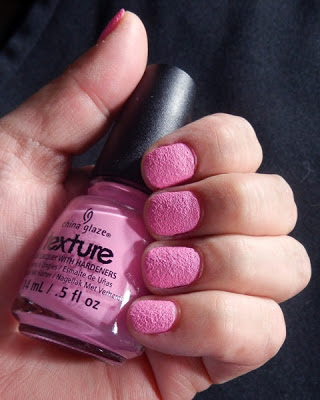 China Glaze (Textured) Unrefined