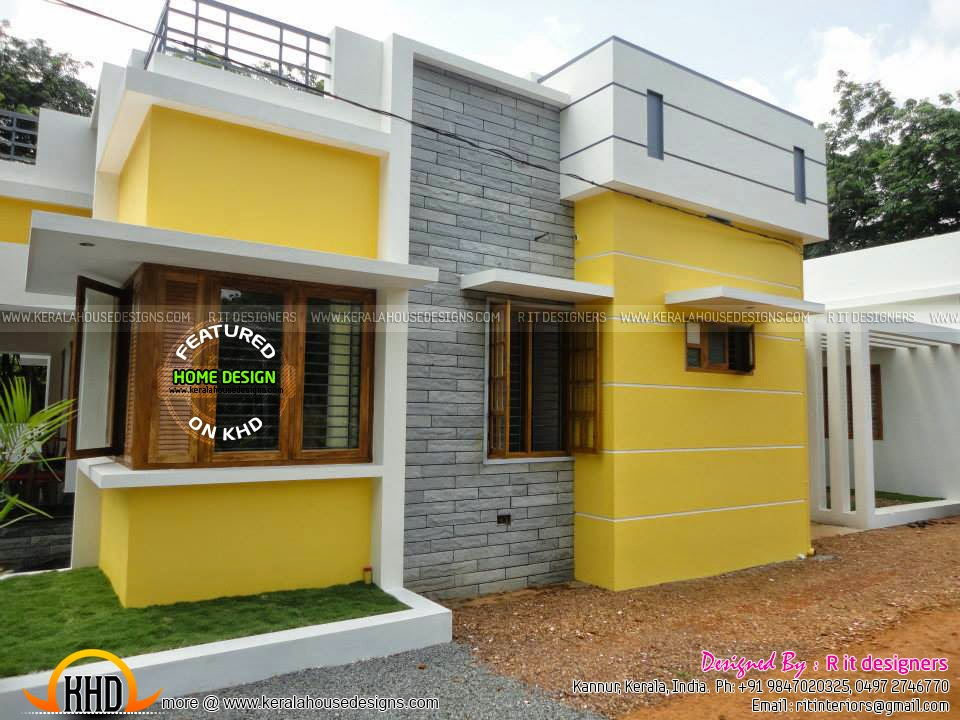 R It Designers (home Design In Kannur) Part - 48: Other Designs By R It Designers. For More Info About This Modern House,  Contact. R It Designers (Home Design In Kannur) Global Complex. II Nd Floor,
