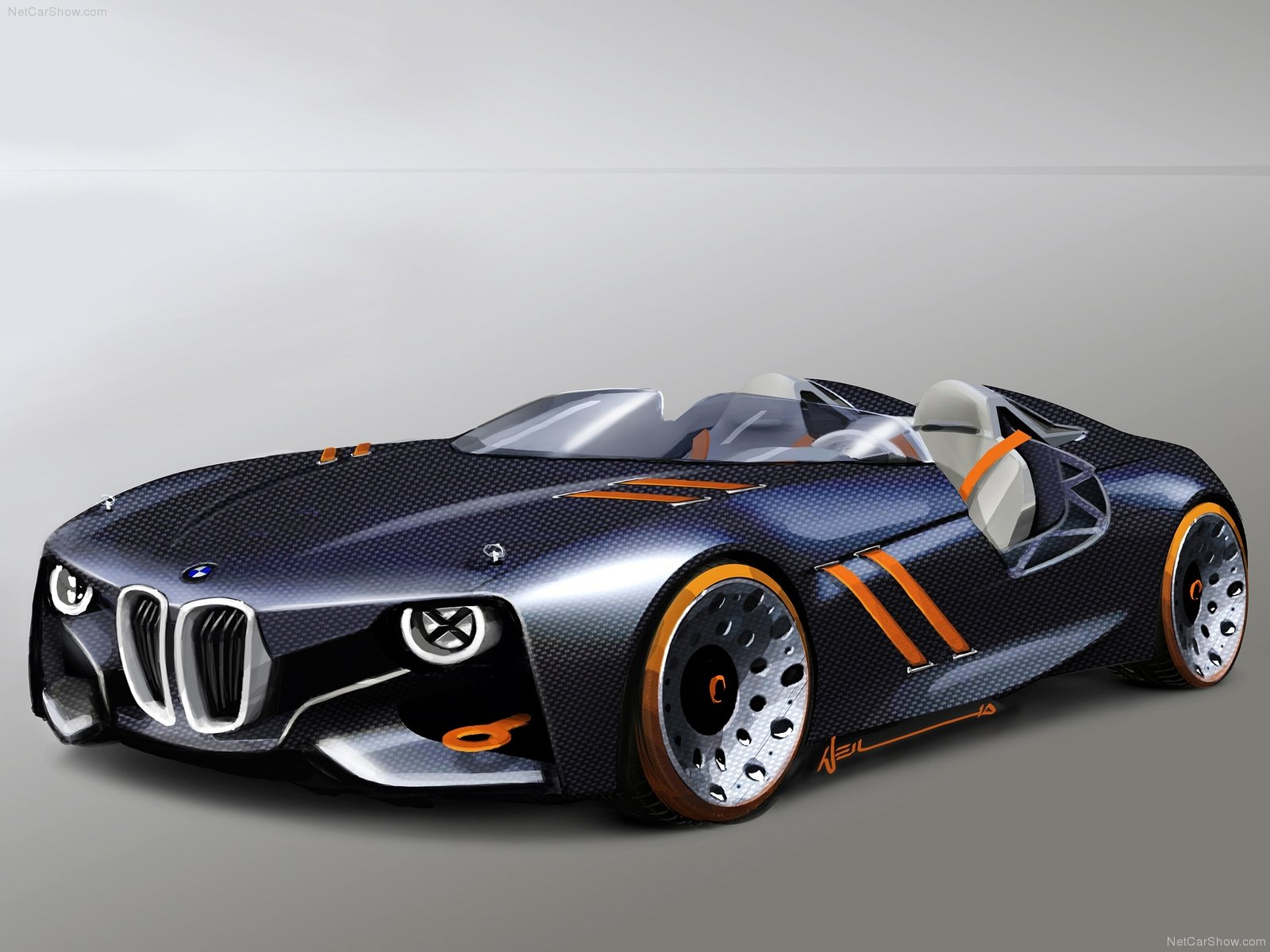 Future Of The Car: FAB WHEELS DIGEST (F.W.D.): 2011 BMW 328 Hommage Concept