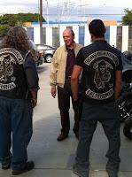 Sons of Anarchy'nin 4. Sezon Çekimleri Başladı