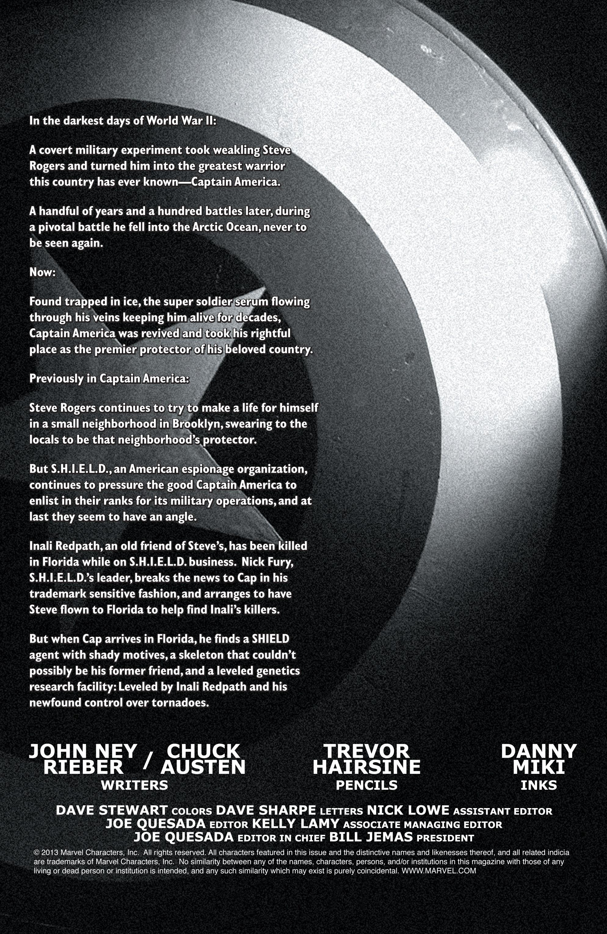 Captain America (2002) Issue #8 #9 - English 2