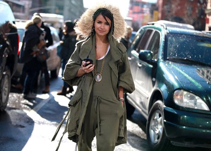 mirosla duma new york fashion week looks