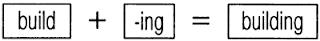 Образование существительных из глаголов с помощью суффикса -ing. Jackie and Billy Buy from Each Other — История жадности глупых мамаш