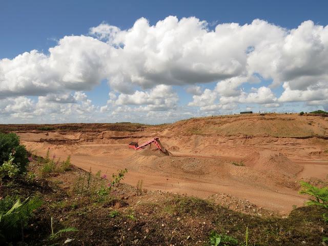Lower Gelt Quarry - Brampton, Cumbria
