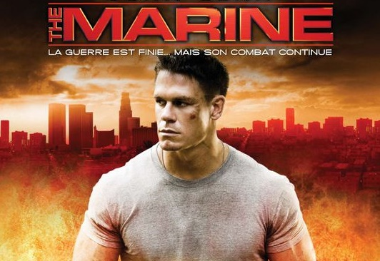 The Marine DvD