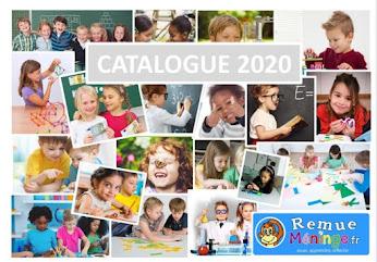 Nouveau Catalogue 2020 Matériel Pédagogique