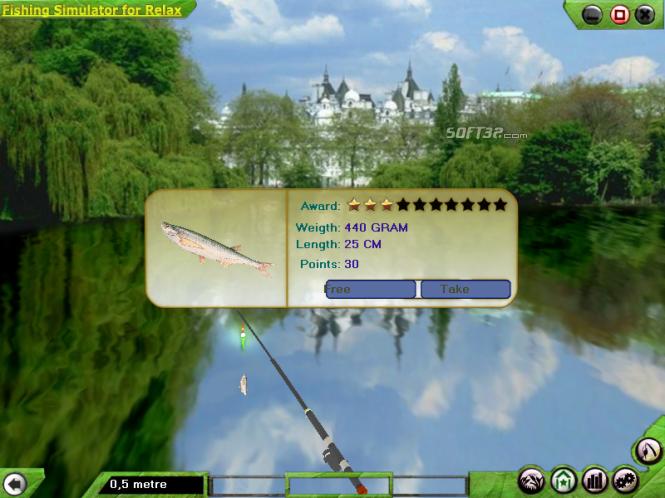 лучший симулятор рыбалки на компьютер