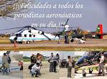 """1 de Junio - """"Día del Periodista Aeronáutico"""""""