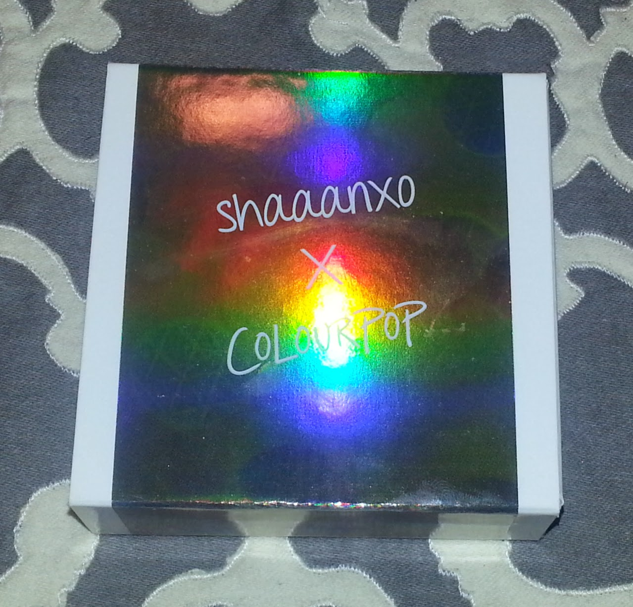 Shaaanxo x ColourPop Foursome