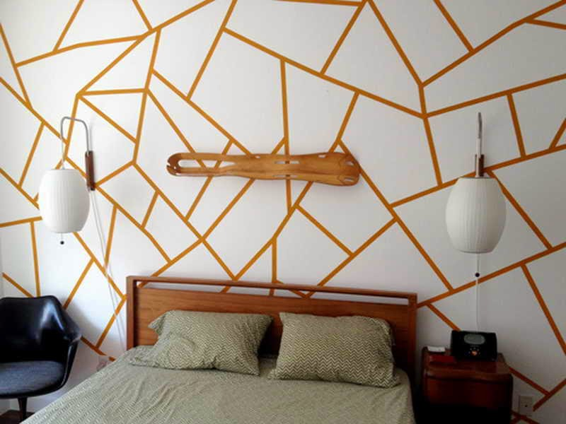 Creative Wall Painting Ideas For Bedroom Inspired