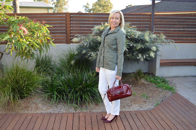 Sydney Fashion Hunter - The Wednesday Pants #49 - Military Mission
