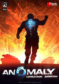Anomaly Warzone Earth PC Game cover