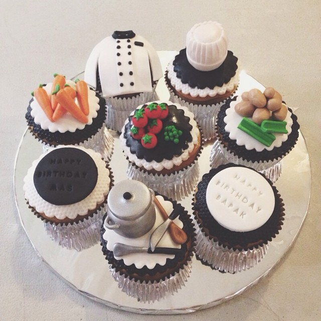 Cake Ideas For A Chef : Life in Alphabet: Every Cake Tells a Story