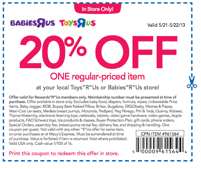 Checkout Babies R Us Weekly Ad Scan: (Valid Mar 01 - Mar 31, ) Showing Weekly Circular for Newyork City, NY Click Here to see Weekly Ad of other location/5(9).