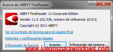ABBYY FineReader.