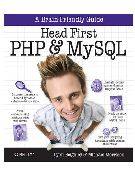 O'Reilly First PHP MySQL