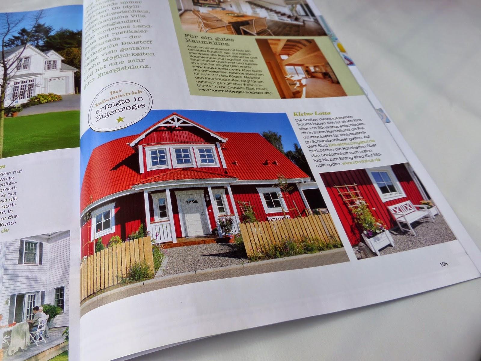 Kleine Lotta ~ Unser Schwedenhaus: Landhaus Living