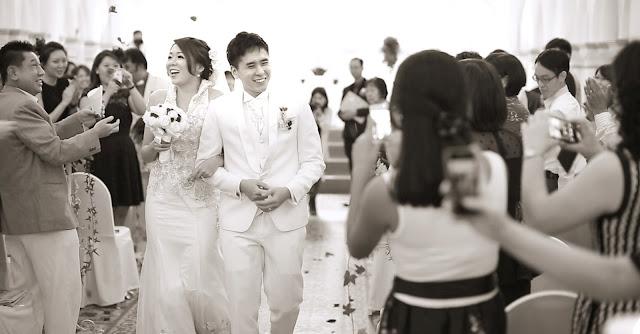 Chijmes wedding