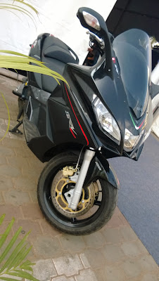 Aprilia-SRV-850-at-Mysore-Auto-Expo