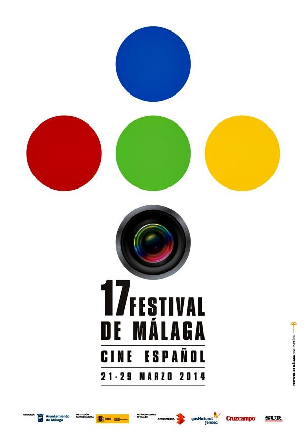 Festival de Málaga 2014 póster