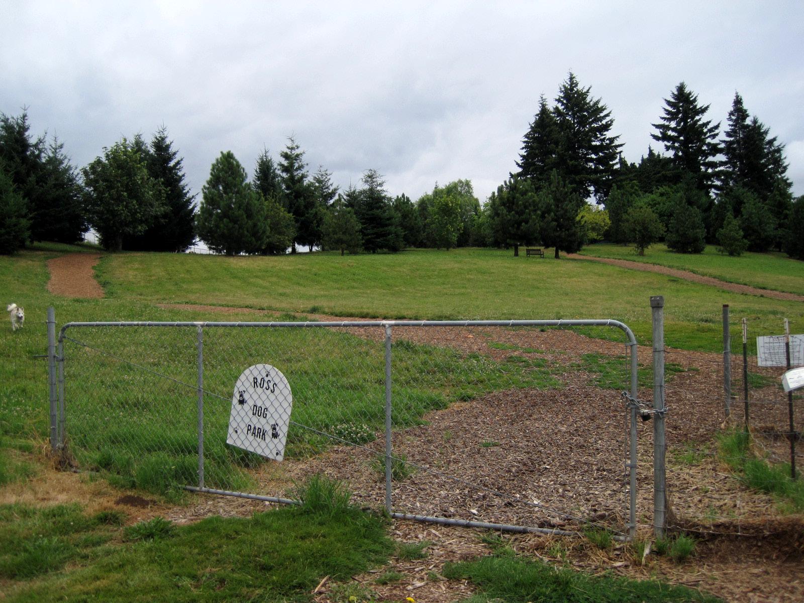 Ross Dog Park Vancouver Wa